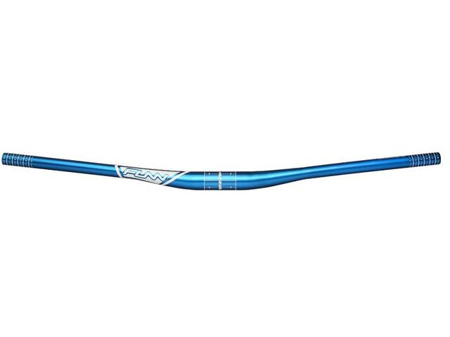 FUNN Kinpin Supreme Cintre Ø31,8mm 15mm, blue